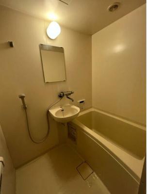 【浴室】マンションK2