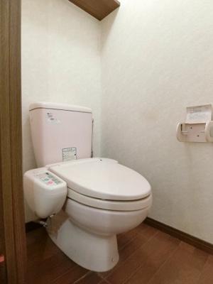 【トイレ】マンションK2