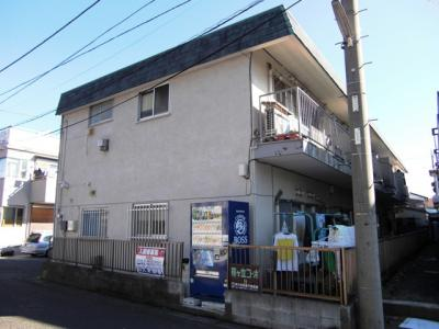 【外観】桜ヶ丘コーポ