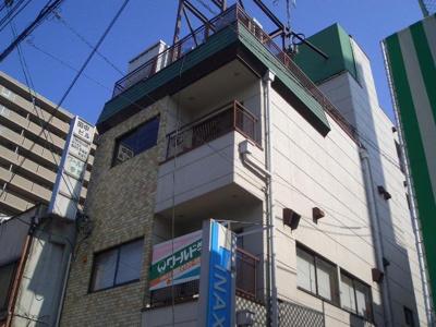 【外観】シャルルTANAKAマンション