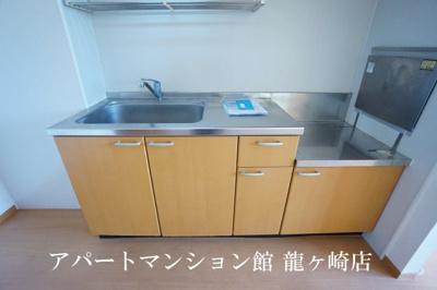 【キッチン】ハイツメルベーユ