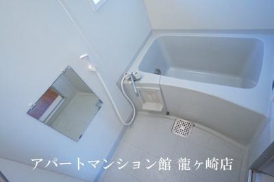 【浴室】ハイツメルベーユ