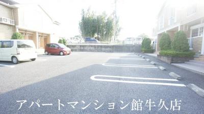 【駐車場】ソレアードホソヤD