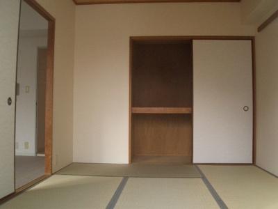 【和室】扇町・白岩パーク・レジデンス