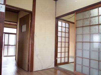 【内装】蓮常寺2戸1平屋