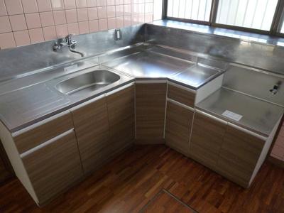 【キッチン】コーポラスユーA棟