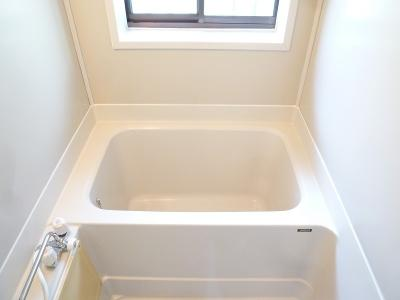 【浴室】コーポラスユーA棟