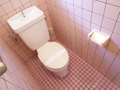 【トイレ】コーポラスユーA棟