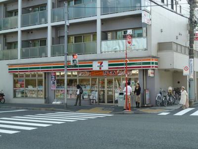 セブンイレブン町田中央橋店