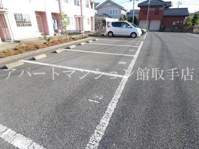 【駐車場】アンジュリーク