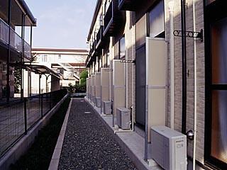 【バルコニー】タートルハウスⅡ