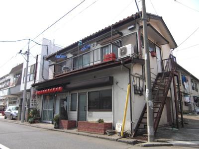 【外観】鈴木茂店舗