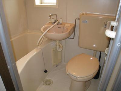 【浴室】みるく学園前