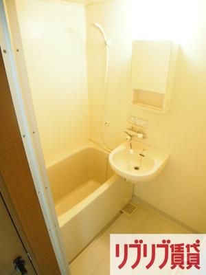 【浴室】ハイツこうゆう