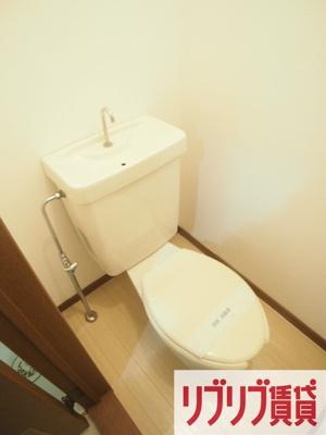 【トイレ】ハイツこうゆう