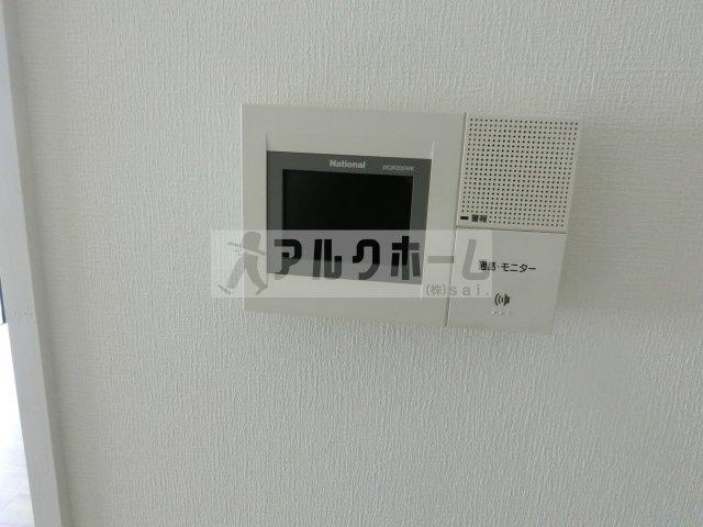 第6コーポ平野 テレビモニターホン