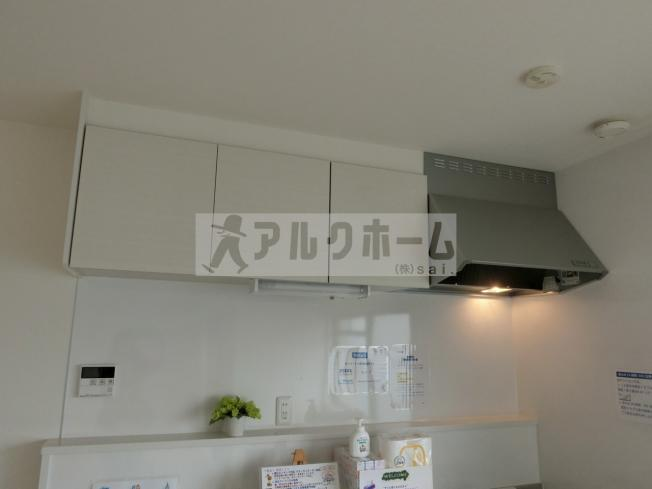 第6コーポ平野 キッチン