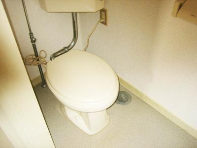 ※ご入居申込頂きしだい温水洗浄便座設置となります