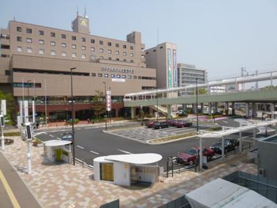 南千里駅周辺