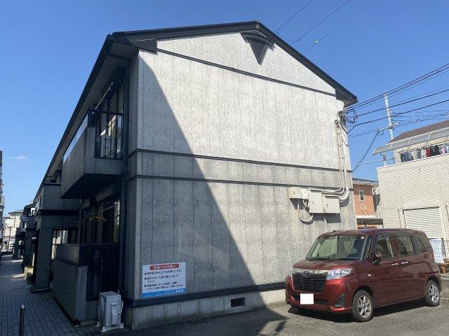 【外観】サンビレッジ寺田 B棟