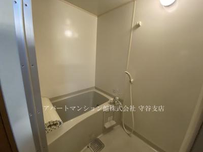 【浴室】ラフィネ百合ヶ丘