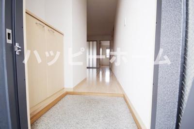 【洗面所】メゾンシズ