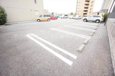 【駐車場】カーサ・ドルチェ