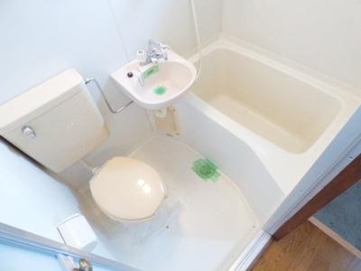 【浴室】コーポアスカ