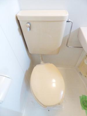 【トイレ】コーポアスカ