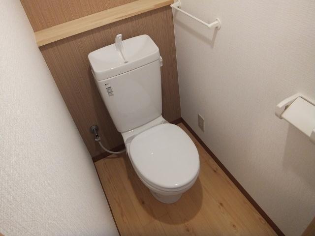 【トイレ】ビューハイム西村
