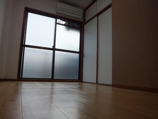 【居間・リビング】ビューハイム西村