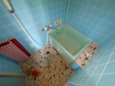 【浴室】谷村店舗
