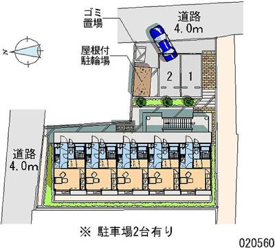 【地図】フォレ タキノイ