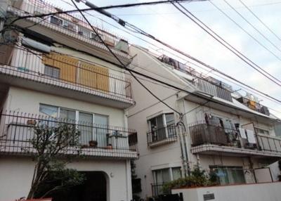 【外観】北斗スターマンション上北沢