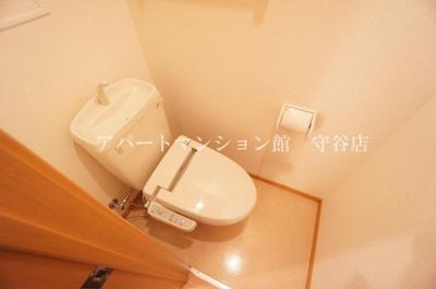 【トイレ】メゾン・ドゥ・ソレイユB