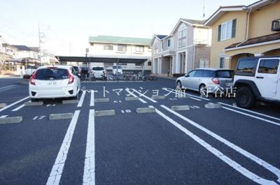 【駐車場】メゾン・ドゥ・ソレイユB