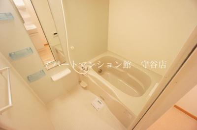 【浴室】メゾン・ドゥ・ソレイユB