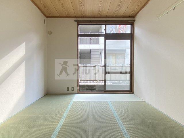 【和室】シティハイムマシタ