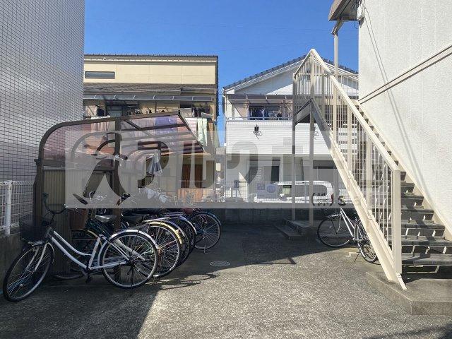 【バルコニー】シティハイムマシタ