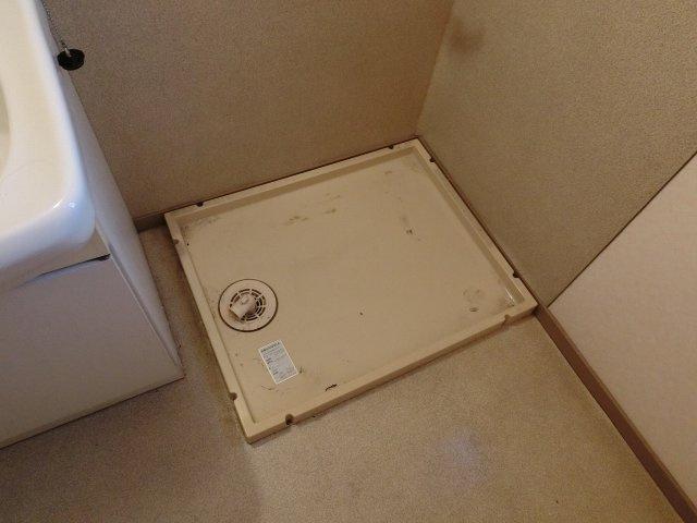 エクセルハイツ 洗濯機置き場