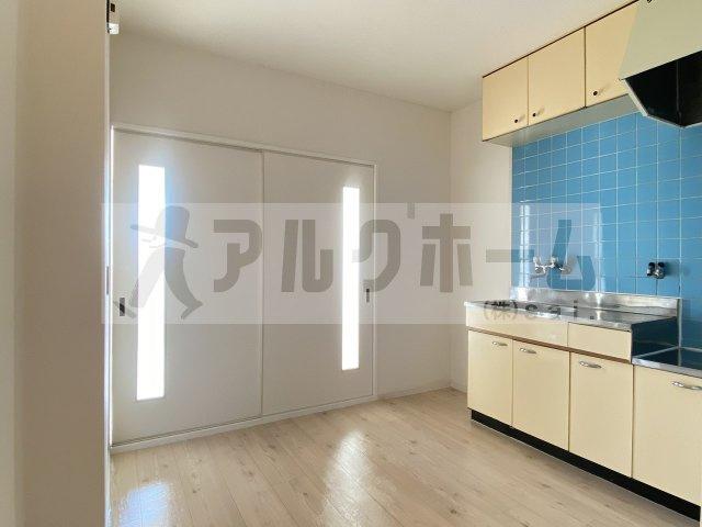 ビューハイム西村(河内国分駅) 2DK 洗面所