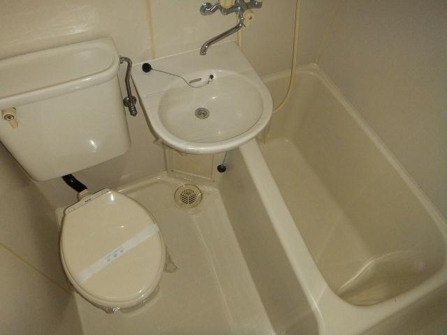 【浴室】ビューハイム西村