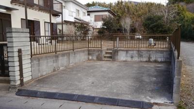 【駐車場】茂呂邸