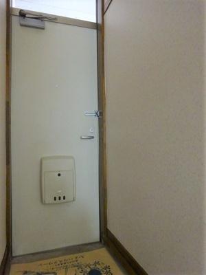 【玄関】MSヴィレッジ
