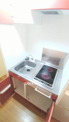 【浴室】滝台