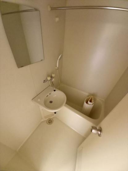 【浴室】能越マンション