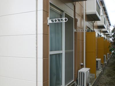 玄関から廊下部分