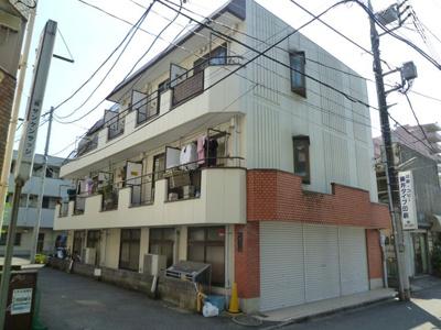 【外観】町田ハイム