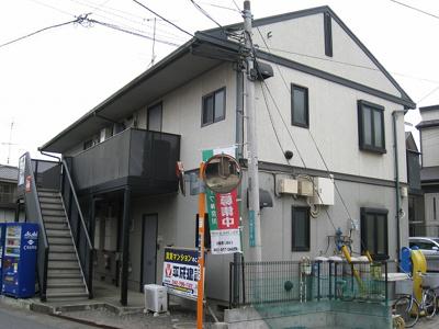 【外観】ドミール臼井