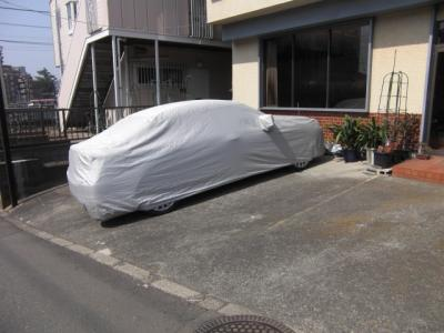 【駐車場】シンエイ店舗